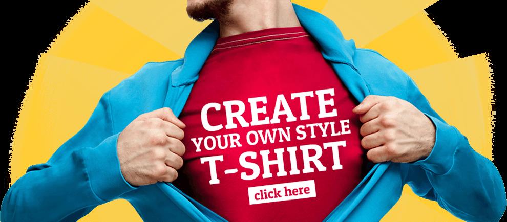 Custom T-shirts by Elosh Clothing