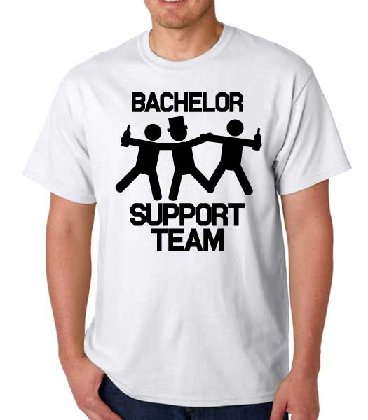 Elosh Clothing Customized Bachelorette Shirts L Offering