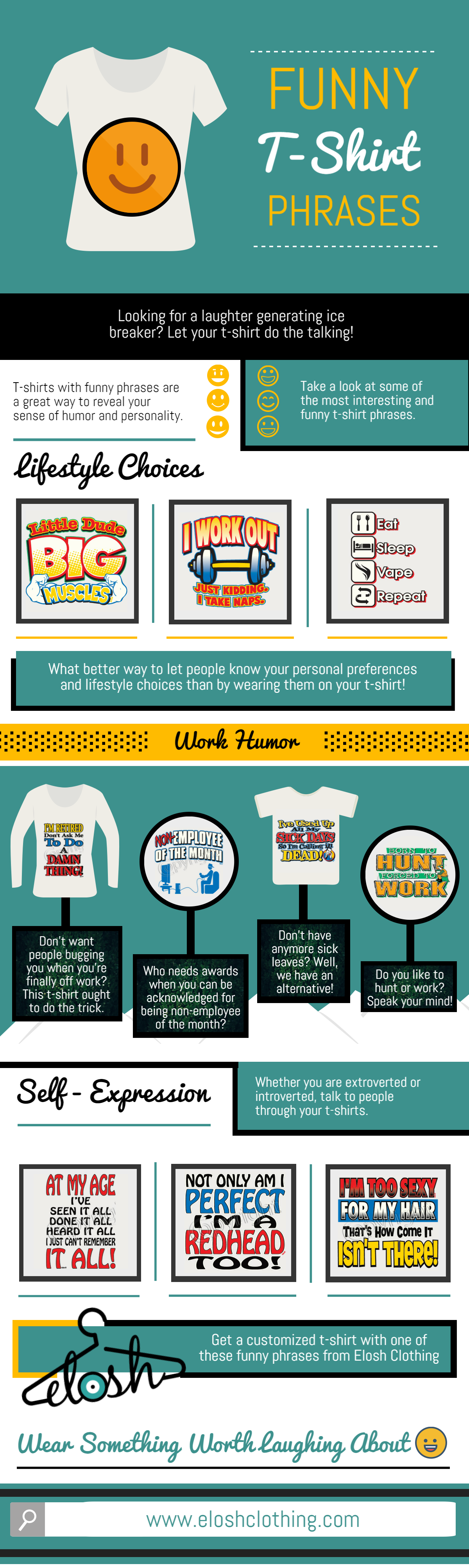 Funny t-shirt phrases